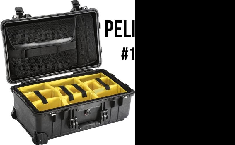 ペリカンケース1510SC