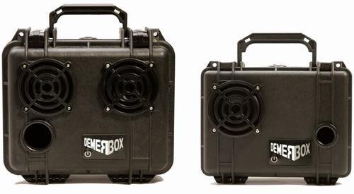 DemerBox大小2つのモデル