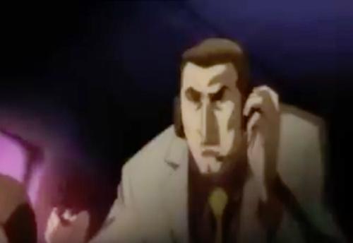 アニメ版ゴルゴ13