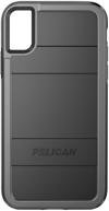 ペリカンiPhoneケースプロテクター