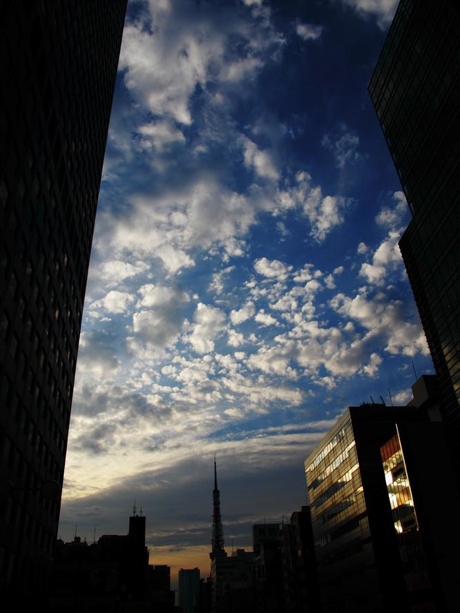 東京タワーをPowerShot G11で撮影