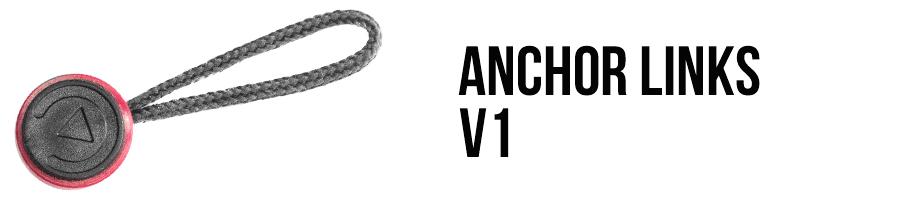 "peak design ""anchor links"" ピークデザイン「アンカーリンクス」第1世代"