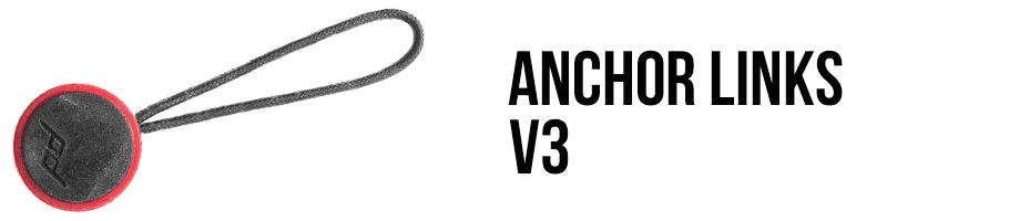 "peak design ""anchor links"" ピークデザイン「アンカーリンクス」第3世代"