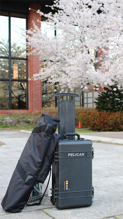 PELICAN 1510 撮影機材と収納 〜 ピアノ発表会