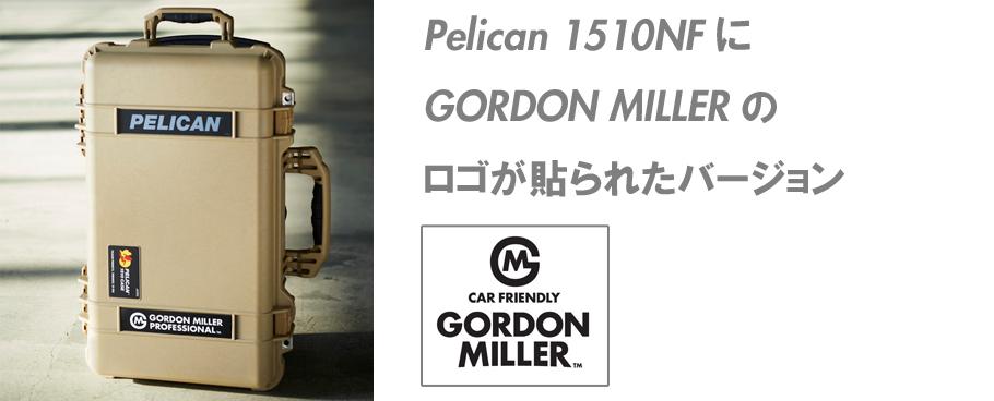 Pelican1510 GORDON MILLER