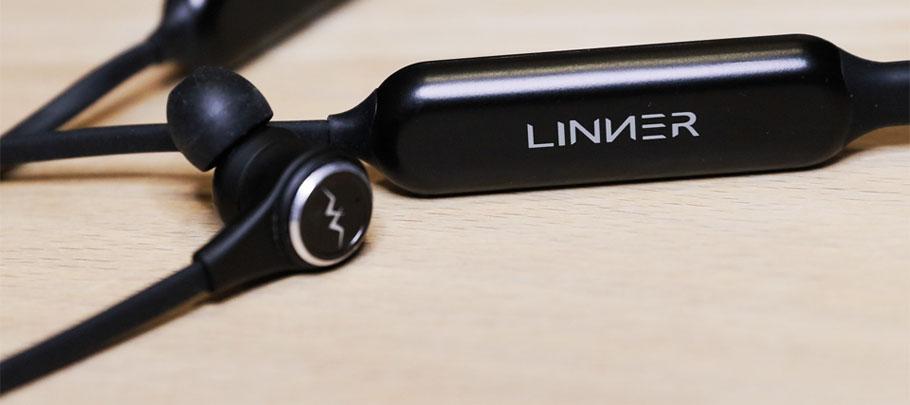 LINNERノイズキャンセリングヘッドホンNC50レビュー